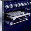 Piano de cuisson professionnel induction et mixte Mercury 1200