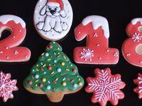 15 best Медово-имбирные прянички к Новому году!!! images on Pinterest