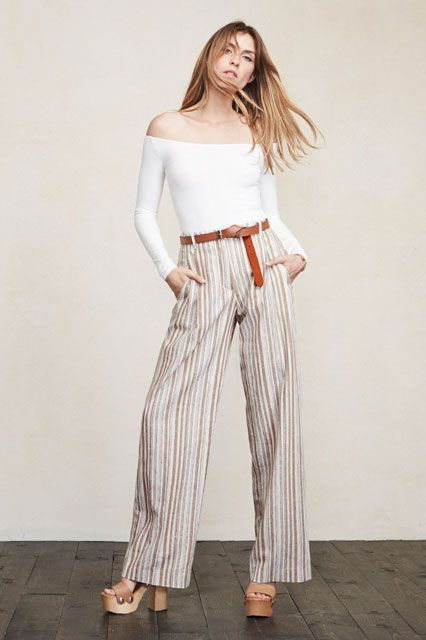 30 Buys You Basically NEED From The Reformation Sale #refinery29  http://www.refinery29.com/2015/08/92497/reformation-summer-sale#slide-21  No one does the '70s better than Reformation....