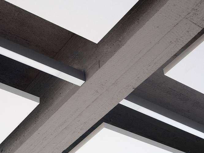 LED Linear > Projects > Theodor Fliedner High School, Dusseldorf