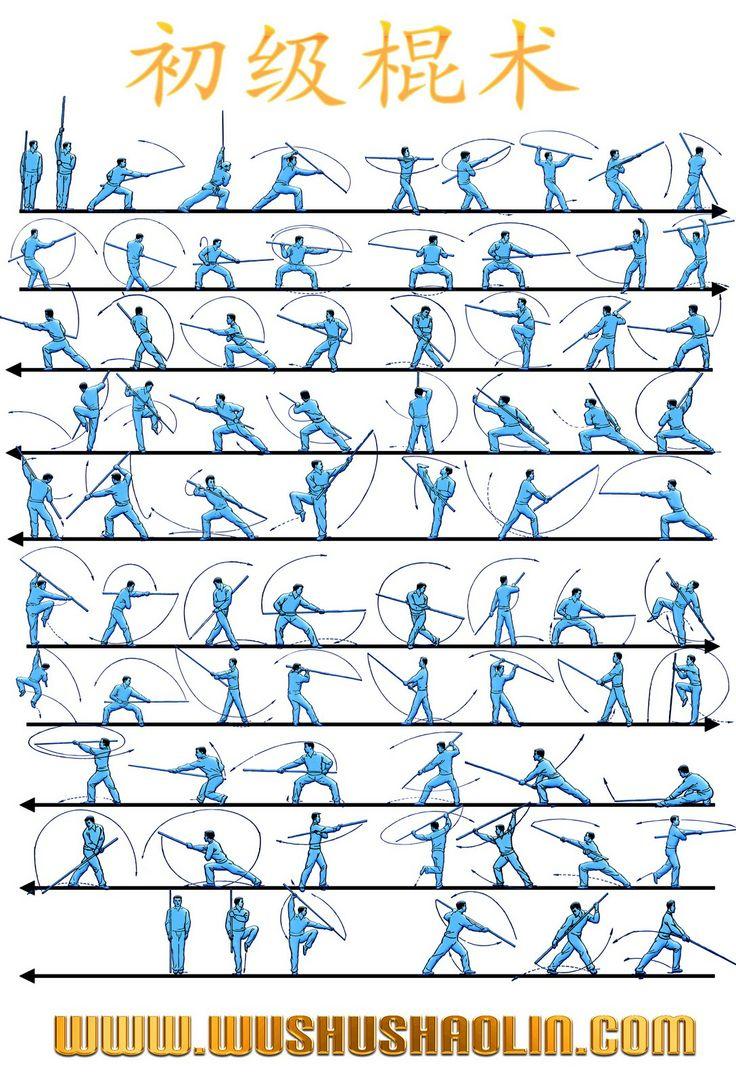 Ultimate Bo: Beginner Bo Staff DVD - Basics, Techniques ...