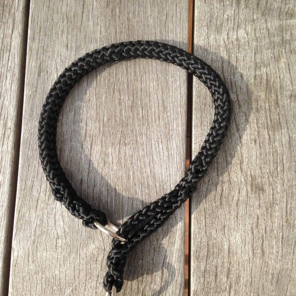 ringhalsband zwart
