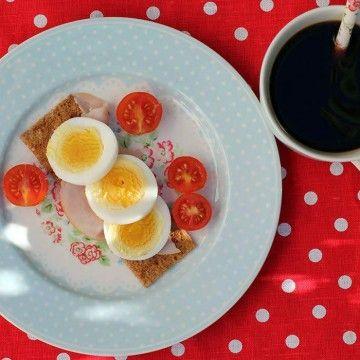 5:2 frukost med finncripsmacka - Recept - Tasteline.com