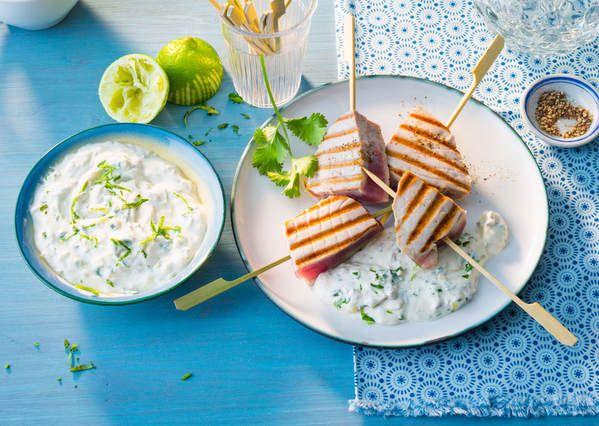 Gegrillter Thunfisch - wir haben ein leckeres Rezept
