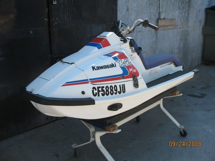 Kawasaki X-2 for Sale :: Description and Pictures