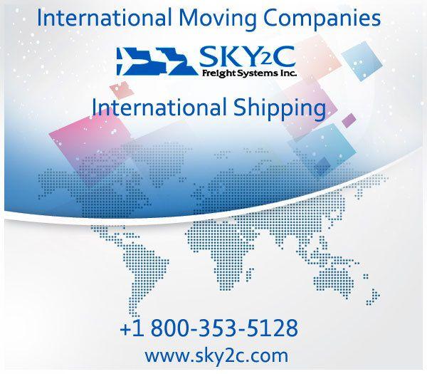 Air & Ocean Export Service - Sky2c Freight Systems Inc