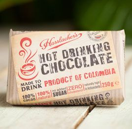 Drinking Chocolate Bar