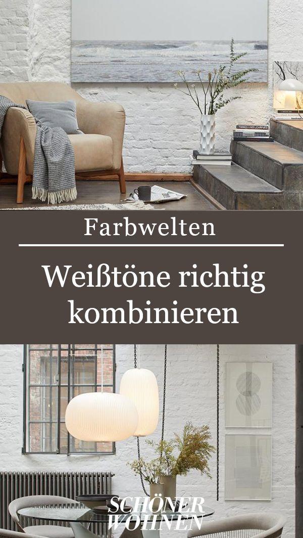Rauch Und Weiss Kombiniert Sich Gern Bild 3 Wohnen Schoner Wohnen Haus Fliesen