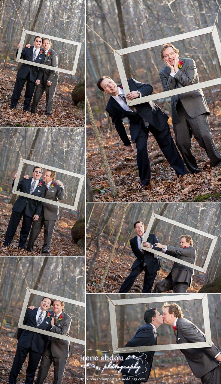 By Irene Abdou Photography, http://ireneabdouportraitsweddings.com | Ken and Kevins Magically Rustic Wedding | Gay Weddings | Thorpewood | Frederick County, Maryland #gayweddings