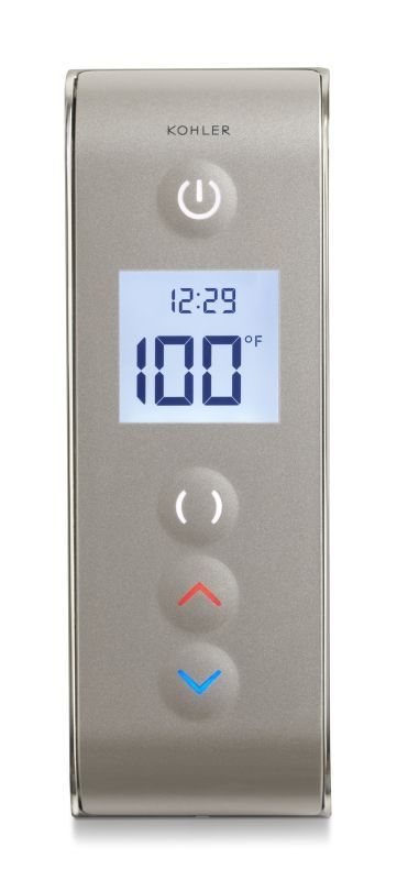 Kohler K-527 DTV Prompt Digital Shower Interface
