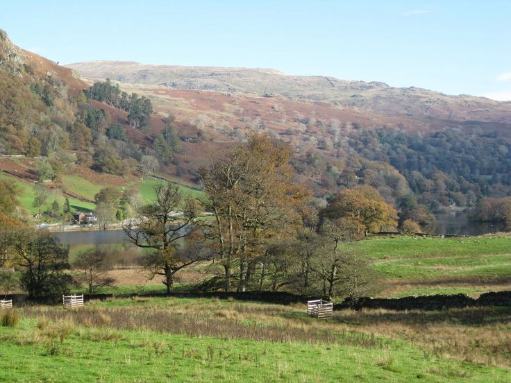White Moss House and Brockstone Holiday Cottage- here's one of Rydal Water today http://grasmeresue.hubpages.com/hub/grasmere-walks