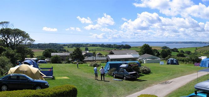 Adults Only Dog Friendly Campsites Devon And Cornwall