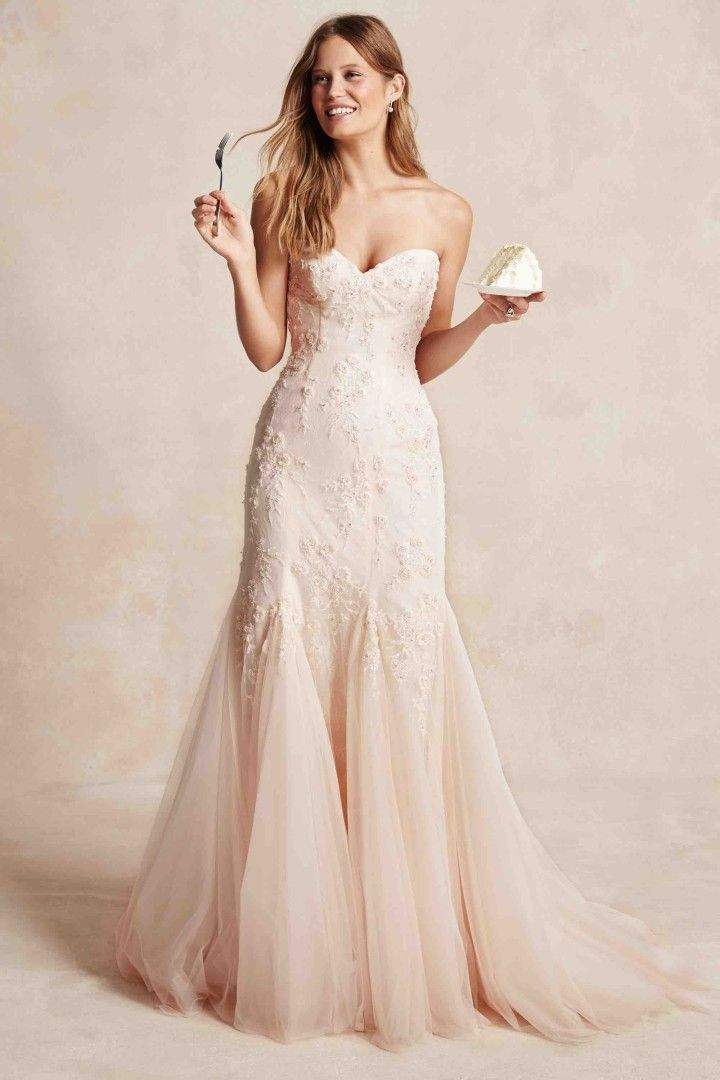 Monique Lhuillier Wedding Dresses 2015 Bliss Collection - MODwedding