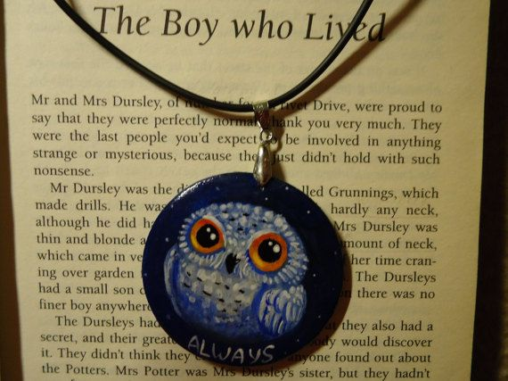 Buy handmade Pendant Harry Potter