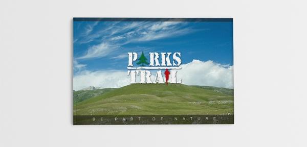 Catalogo Parks Trail by Essenza Grafica , via Behance