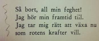 (Kvällens ord...) Karin Boye
