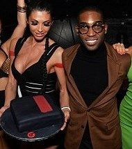 Tinie Tempah Demonstration Album Cake | by Caked