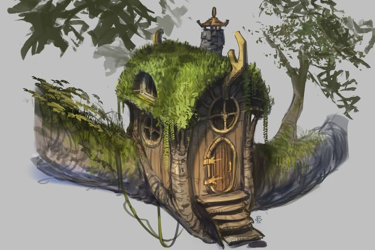 Fairy House concept by HFesbrar | Create your own roleplaying game books w/ RPG Bard: www.rpgbard.com | Pathfinder PFRPG Dungeons and Dragons ADND DND OGL d20 OSR OSRIC Warhammer 40000 40k Fantasy Roleplay WFRP Star Wars Exalted World of Darkness Dragon Age Iron Kingdoms Fate Core System Savage Worlds Shadowrun Dungeon Crawl Classics DCC Call of Cthulhu CoC Basic Role Playing BRP Traveller Battletech The One Ring TOR fantasy science fiction horror