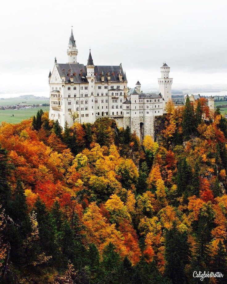 Schloss Neuschwanstein In 2020 With Images Places To Visit Travel Photography Inspiration Travel Photography Europe