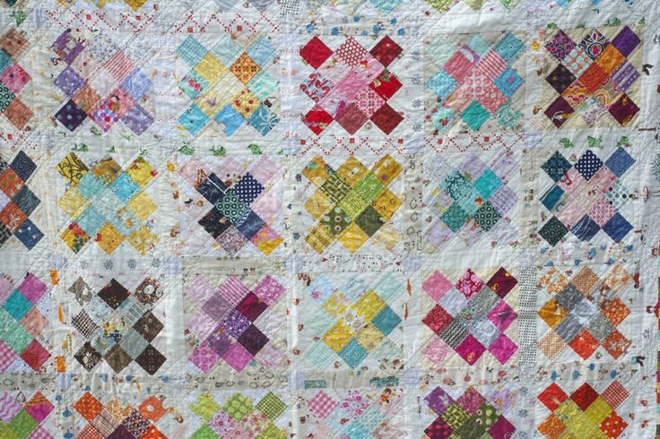 granny square - a quilt is nice