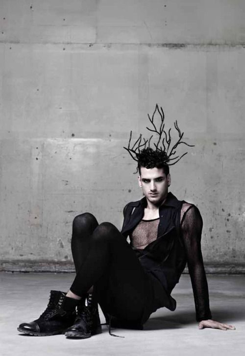 Anthony Capon  Tumblr  Men Acc  Fashion, Witch Fashion -8454