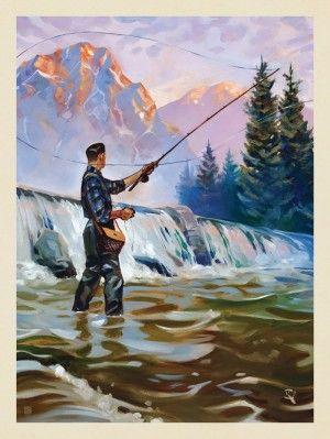 f9d18d6a4ff Classic Sportsman  Fly Fishing