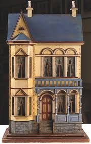 british antique dolls house - Google Search, nice style, design, colors and detail. .....Rick Maccione-Dollhouse Builder www.dollhousemansions.com
