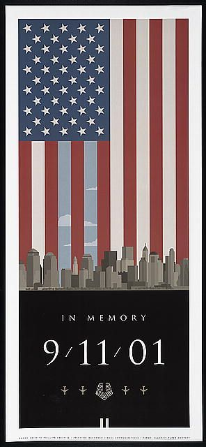 9/11/01: Blessed America, September 11, 9 11 2001, God Blessed, In Memories, 9 11 01, September11, 911, Usa
