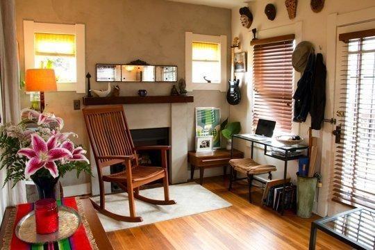 Susanna & Aaron's Craftsman Cottage
