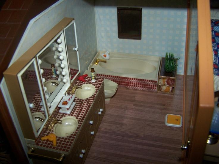 Vintage Tomy Smaller Homes And Garden Dollhouse Furniture | EBay