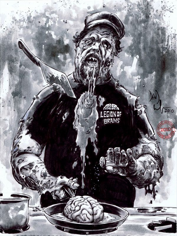 Zombie Cafe Best Zombies List