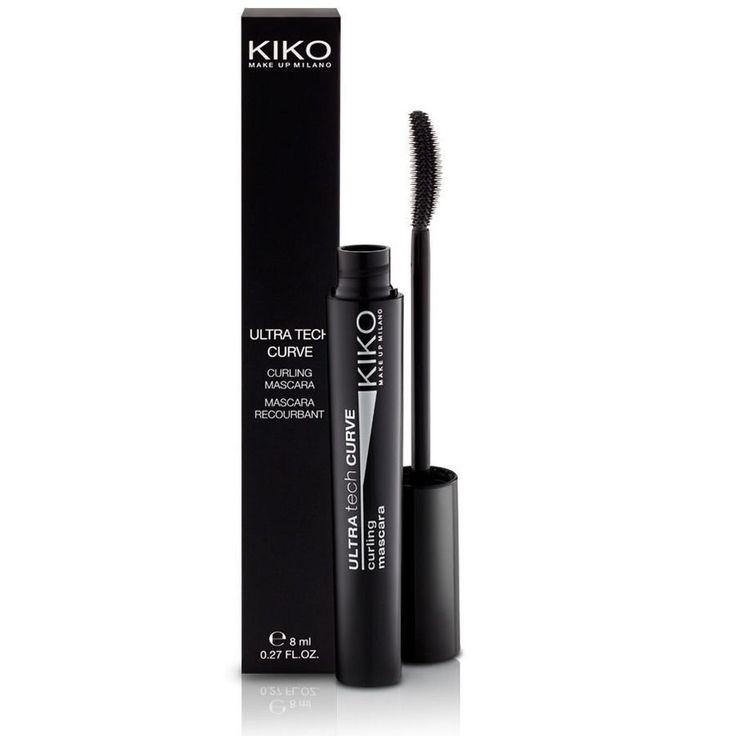 KIKO Ultra Tech Curve Mascara dupe for Benefit They're Real! Mascara   dupestop.com