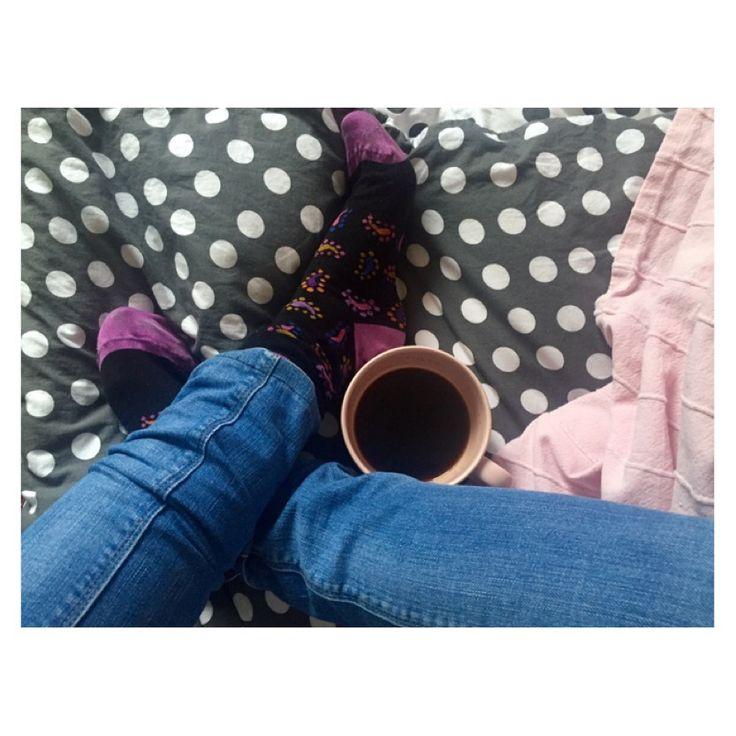 Paisley socks by Madalina Spirleanu • https://youtu.be/IkuYWiEuAJg