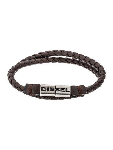 Diesel ALIBYS Bransoletka brown