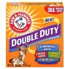 Double Duty Advanced Odor Control Clumping Cat Litter - Love this stuff!