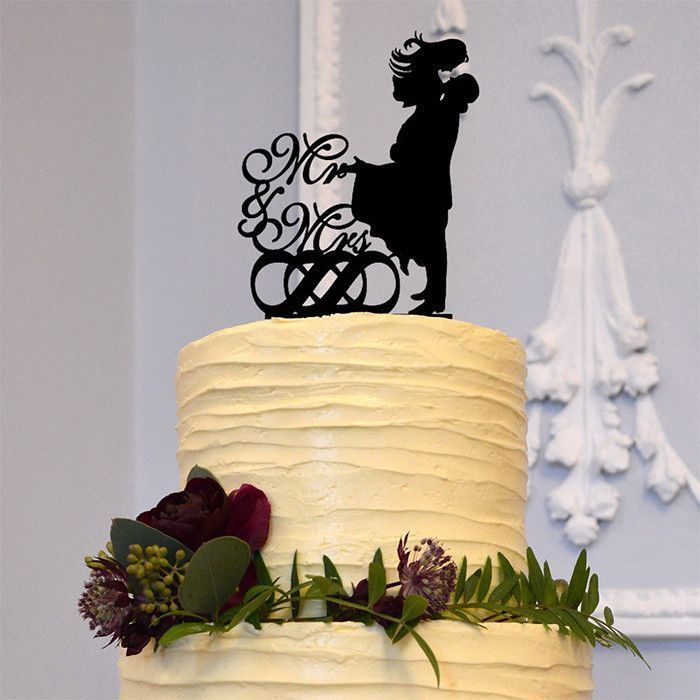 292 best wedding cake toppers images on Pinterest