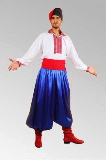 Украинские мужские костюмы