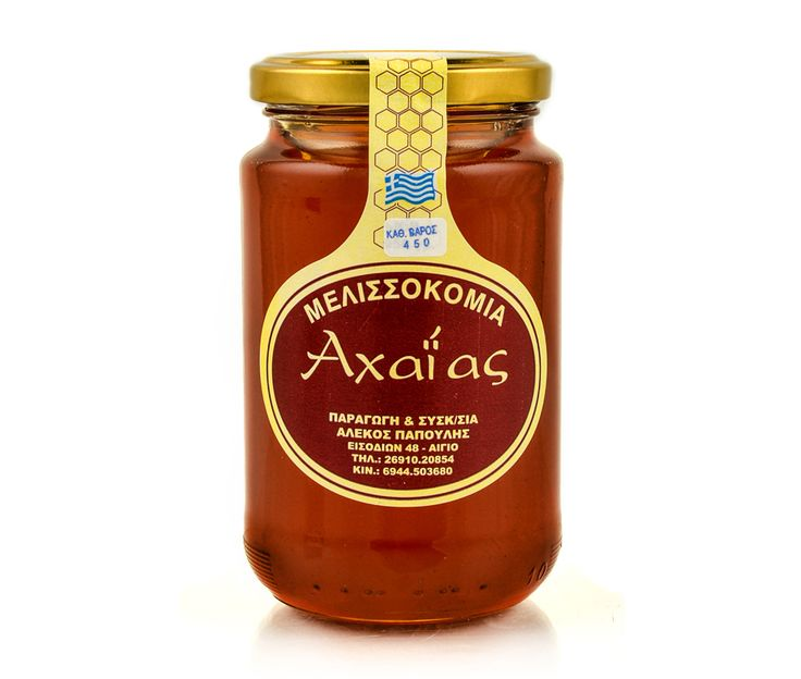 Fir honey from the mountainous areas of Achaia. The unique variety of Greek honey with a certified designation of origin (Pdo), also known as vanilla. Due to the low humidity, it remains thick and fluid even after two years. Miraculous for diseases of the stomach and intestines, helps in anemia, has antiseptic and diuretic action.