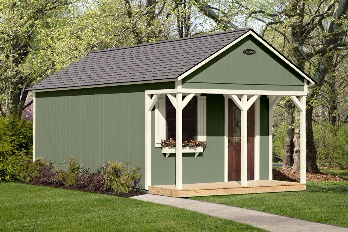 17 best ideas about livable sheds on pinterest small for Livable shed plans