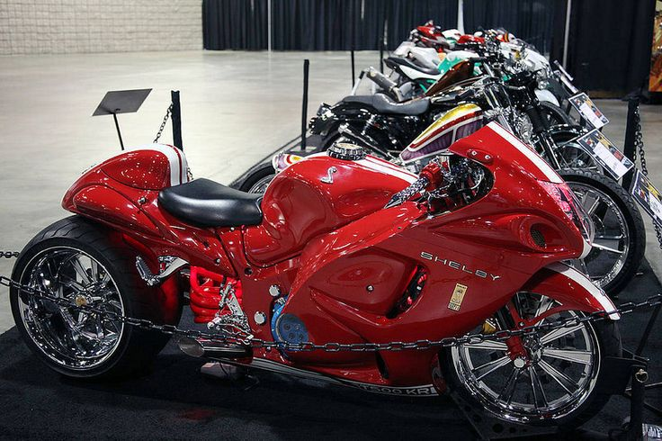 Custom motorcycle pictures