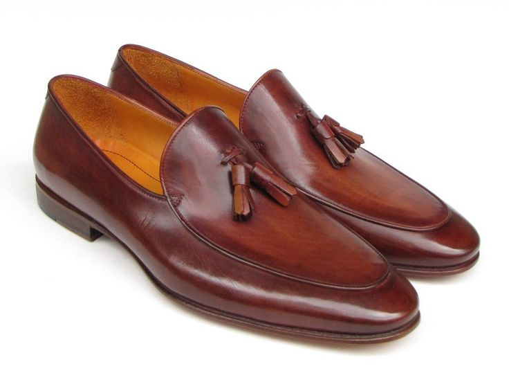 Mens Tassel Loafers Brown - PRO Quality
