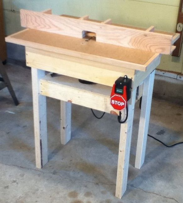 Woodworking Homemade Router Table Plans PDF download Homemade router table plans Simplicity is key in this no frills router table And how to tackle tricky end Once you mount your router in a router tab