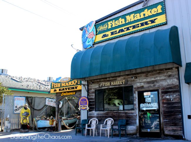 31 best family road trips great stops and places to see for Fish market monterey ca