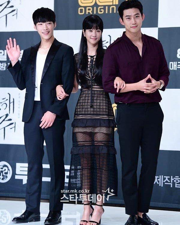 Regram Juli 2pm Dorama Save Me 2pm Taecyeon Kpop Ultimate Hansanghwan Seoyeji Imsangmi Dorama Kdrama Woodohwa Woo Do Hwan Korean Actors Taecyeon