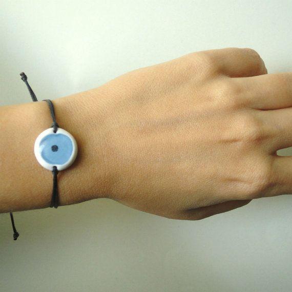 Hey, I found this really awesome Etsy listing at https://www.etsy.com/listing/263149473/evil-eye-bracelet-resin-bracelet