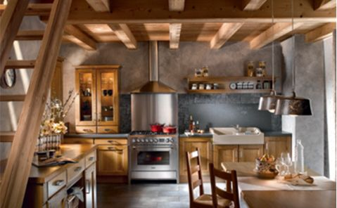 Cuisine cocooning p r ne cultureandbeaute ambiances - Deco cocooning salon ...