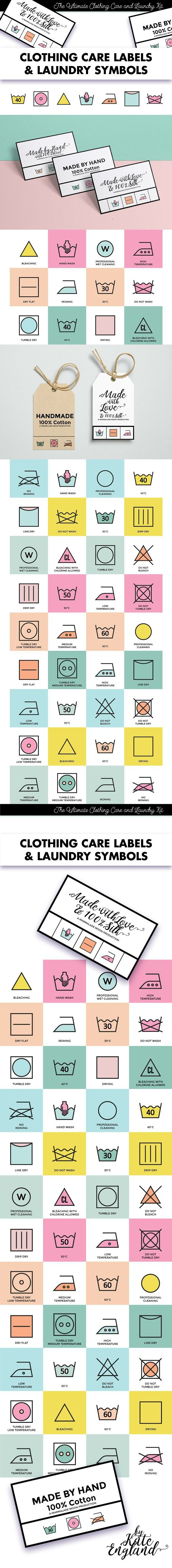 The 25 best laundry labels ideas on pinterest laundry sorting clothing labels and laundry symbols buycottarizona