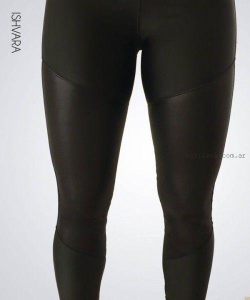 Ishvara – calzas estampadas invierno 2015