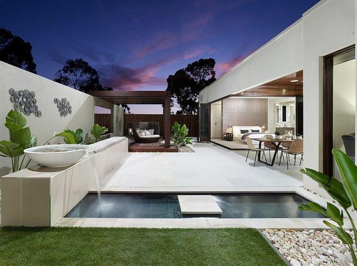 M s de 1000 ideas sobre peque as fuentes de agua en - Fuentes para patios ...