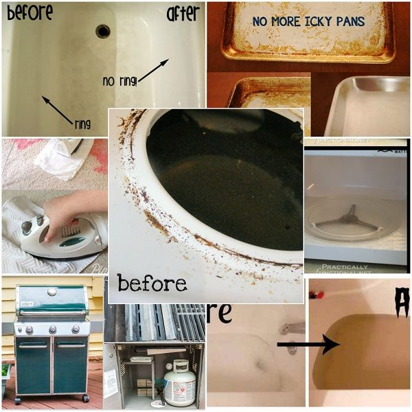 clean house tricks. 155 best I ve been Featured  images on Pinterest   Cleaning hacks